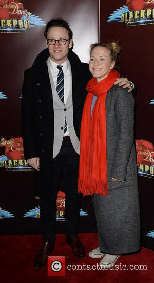 Kevin Clifton and Kellie Bright