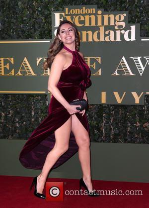 Kelly Brook - London Evening Standard Theatre Awards held at The Old Vic - Arrivals - London, United Kingdom -...