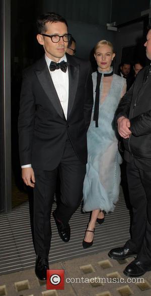 Erdem Moralioglu and Kate Bosworth