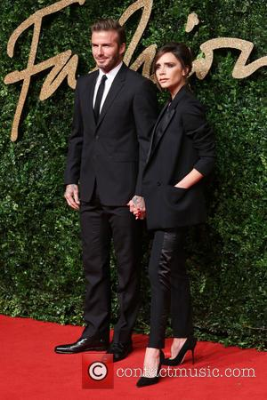 Beckham Brood Suffer Break In Scare