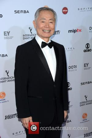 George Takei Honoured By Gay Rights Group