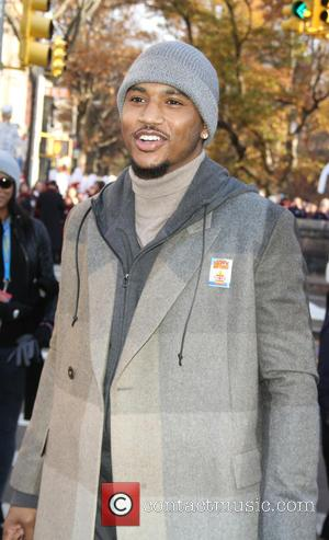 Trey Songz Charged With Assaulting A Police Officer
