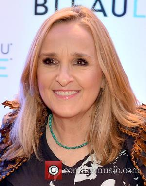 Melissa Etheridge - Melissa Etheridge backstage during a meet and greet of Melissa Etheridge presented by Fontainebleau at the Fontainebleau...