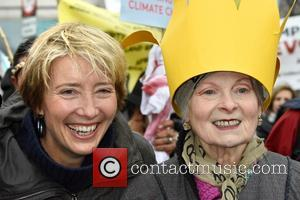 Emma Thompson And Charlotte Church Join Climate Change March