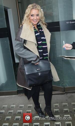 Carol Vorderman - Celebrities at the 'Sunday Brunch' studios at Channel 4, Sunday Brunch, - London, United Kingdom - Sunday...