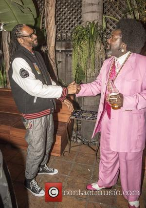 Afroman, Snoop Lion and Snoop Dogg