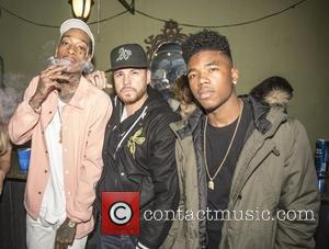 Wiz Khalifa, Dave O'philly and Lil Caine The Artist