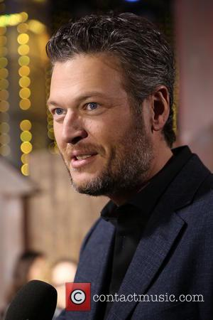 Blake Shelton Out As Academy Of Country Music Awards Co-host