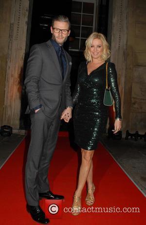 Denise Van Outen Is Divorced