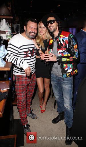 Domingo Zapata, Guest and Adrien Brody