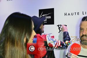 Adrien Brody and Domingo Zapata