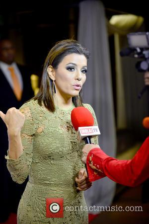 Eva Longoria Engaged, Planning Third Wedding