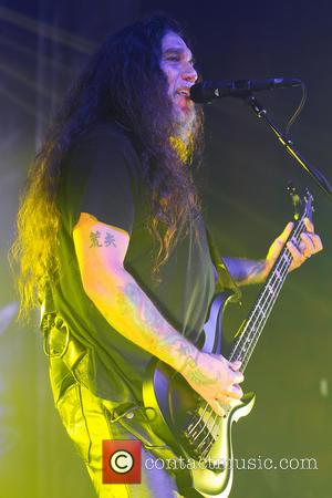 Slayer and Tom Araya