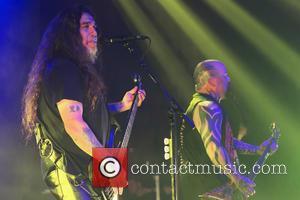 Slayer, Tom Araya and Kerry King