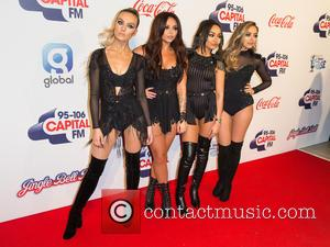 Little Mix, Jade Thirlwall, Perrie Edwards, Leigh-Anne Pinnock , Jesy Nelson - Capital's Jingle Bell Ball with Coca-Cola at London's...