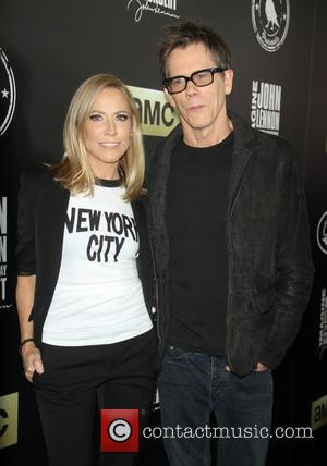 Sheryl Crow and Kevin Bacon