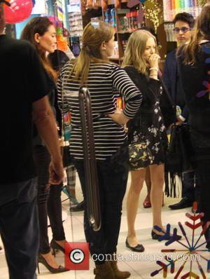 Maggie Q and Amanda Seyfried