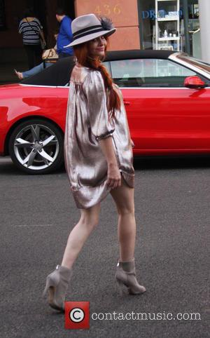 Phoebe Price - Phoebe Price out and about running errands in Beverly Hills at beverly hills - Los Angeles, California,...