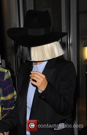 Sia Goes Disguise-free In Transparent Cameo