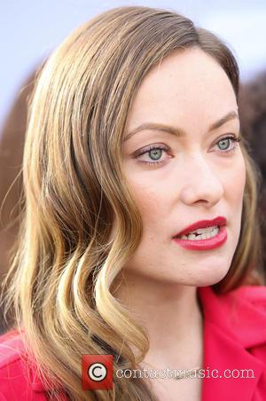 Olivia Wilde Delivers Socks To The Homeless
