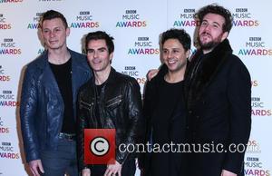 Stereophonics, Kelly Jones, Richard Jones, Adan Zindani and Jamie Morrison