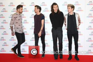 One Direction, Liam Payne, Louis Tomlinson, Harry Styles and Niall Horan