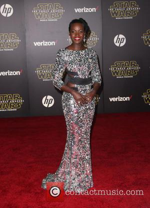 Lupita Nyong'o Unaware She Auditioned For Star Wars