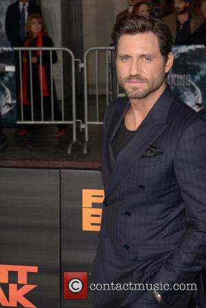 Edgar Ramirez 'Freaked Out' During Point Break Rock Climbing Stunt
