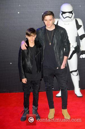 Star Wars, Romeo and Brooklyn Beckham