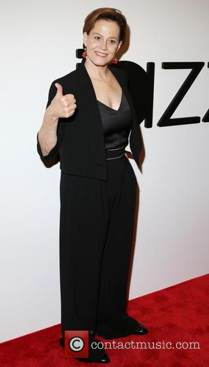 Sigourney Weaver Hosts Annual Carol Singing Party