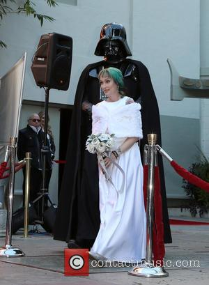 Star Wars, Caroline Ritter and Darth Vader