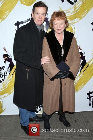 Dylan Baker and Becky Ann Baker