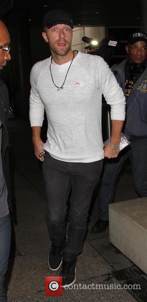 Chris Martin