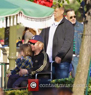 Elton John Sparks Health Fears With Wheelchair