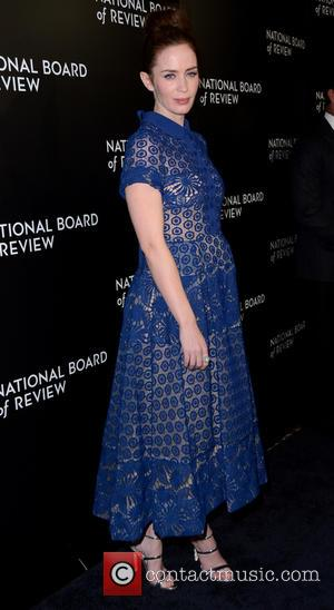 Emily Blunt Pregnant With Second Child