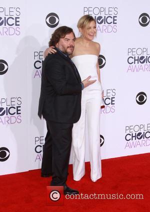 Jack Black and Kate Hudson