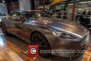 Aston Martin, Bond and Harrods