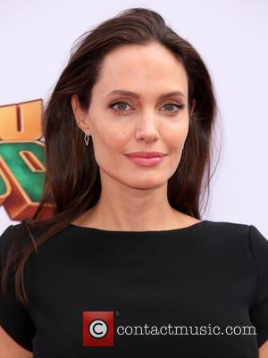 Angelina Jolie Appears In Public To Talk About New Film, First They Killed My Father