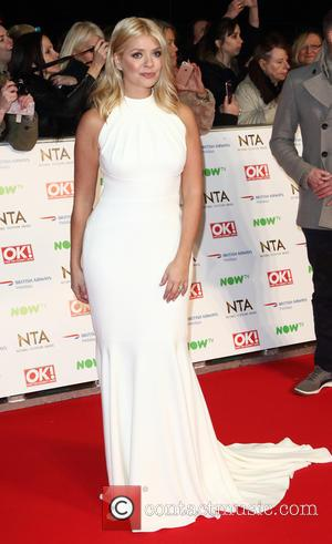 Holly And Phil Are Worse For Wear On This Morning After NTA Win