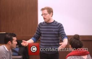 Anthony Rapp and Master Class Students