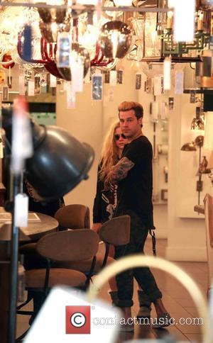 Avril Lavigne and Ryan Cabrera
