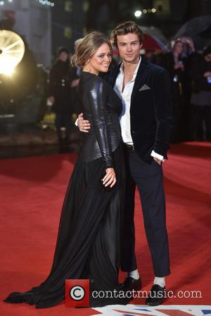 Emily Atack and Jack Vacher