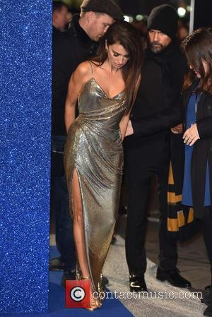 Penelope Cruz - 'Zoolander No 2' UK Premiere held at the Empire Leicester Square - Arrivals. at Empire Leicester Square...