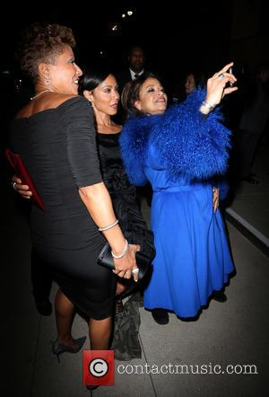 Jada Pinkett-smith, Debbie Allen, Adrienne Banfield-jones and Phylicia Rashad