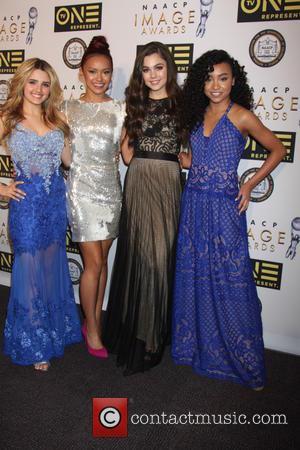 Mika, Victoria Vida, Ysa Penarejo and Genneya Walton