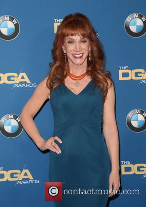 Kathy Griffin Announces U.S. Comeback Shows Following Trump 'Severed Head' Scandal