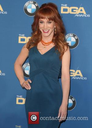 Kathy Griffin On Receiving Death Threats After Trump 'Severed Head' Photos