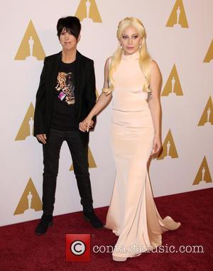 Diane Warren and Lady Gaga