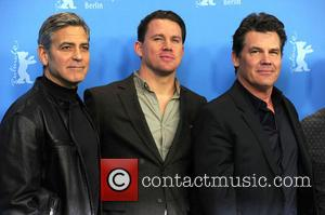 Georg Clooney, Channing Tatum and Josh Brolin