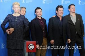 Tilda Swinton, George Clooney, Alden Ehrenreich, Josh Brolin and Channing Tatum